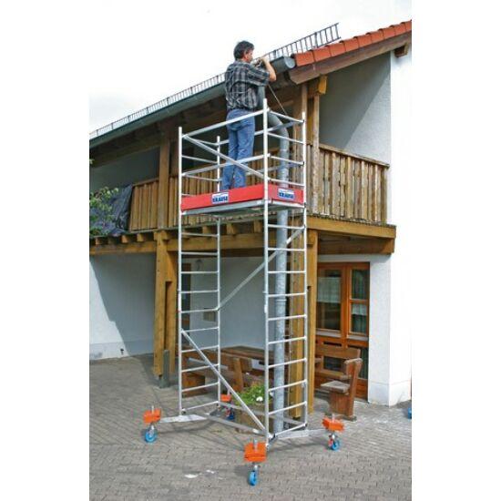 Krause - ClimTec Munkaállvány 5m-es Állvány - 710116 + 710130
