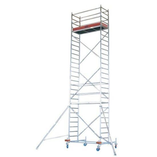 Krause - Stabilo Gurulóállvány 10-es sorozat 11,4m (2,5x0,75m) - 741387