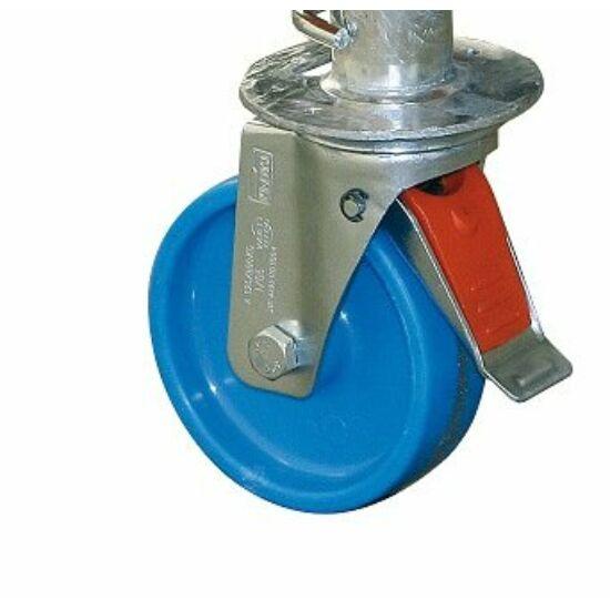 Krause - ClimTec munkaállványhoz kerék Ø 125 mm, magasságállítás nélkül (1 db) - 714107