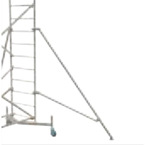 Krause - Kitámasztó ClimTec állványhoz - 714039