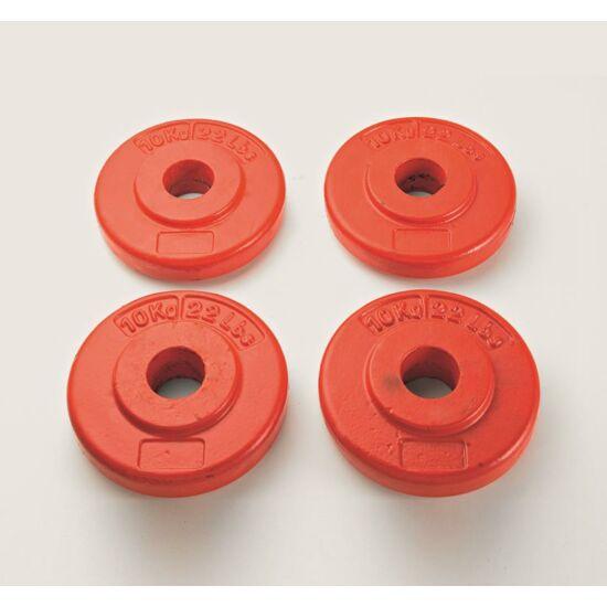 Zarges - Ballasztsúly (10 kg) Z200 és Z300 Gurulóállványhoz (korong alakú) - 44460