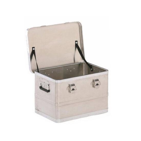 Krause - Alumínium doboz, térfogat kb. 42 l - 256010