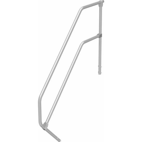 Krause - 1 kapaszkodó korlát gurítható lépcsőhöz, munkamagasság 2,8 m - 818522