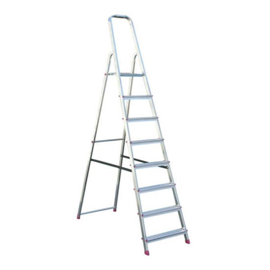 Krause - Corda lépcsőfokos állólétra 8 fokos - 000767