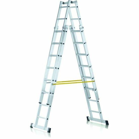 Zarges - Vario B Állítható magasságú állólétra 4x8 fokos - 41322