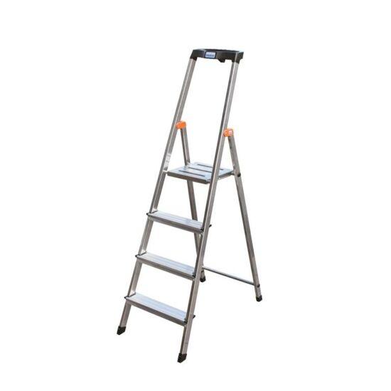 Krause - Monto Safety lépcsőfokos állólétra 4 fokos (félprofi) - 126320