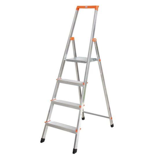 Krause - Monto Solidy lépcsőfokos állólétra 6 fokos (félprofi) - 126245
