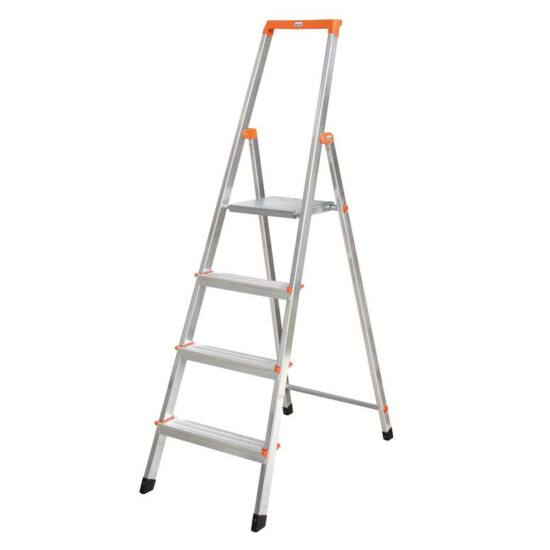 Krause - Monto Solidy lépcsőfokos állólétra 5 fokos (félprofi) - 126238
