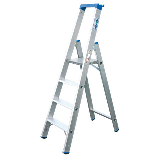 Krause - Stabilo Lépcsőfokos állólétra 4 fokos (profi) - 124517
