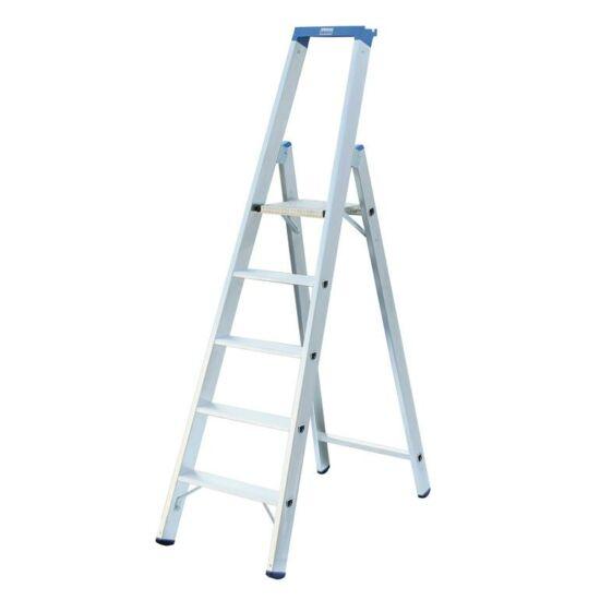 Krause - Stabilo Lépcsőfokos állólétra 5 fokos (profi) - 124524