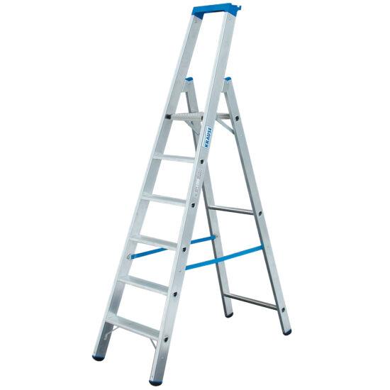 Krause - Stabilo Lépcsőfokos állólétra 6 fokos (profi) - 124531