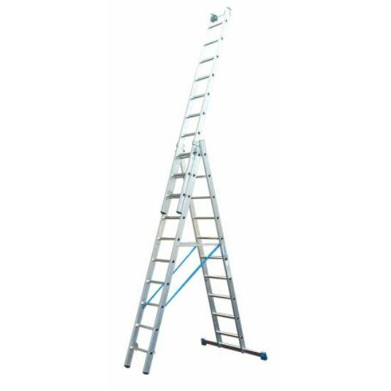 Krause - Stabilo Sokcélú létra 3x10 fokos lépcsőfunkcióval (profi) - 133762